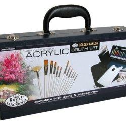 Royal & Langnickel Royal Gold Acrylic Painting Box Set