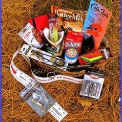 Big Fish Gift Basket - For Musky & Northern Fishermen