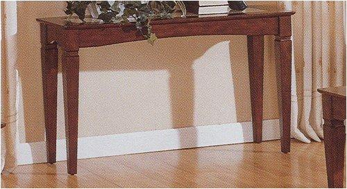 Image of BEAUTIFUL DARK CONSOLE SOFA TABLE (VF_AZ02-5800--2)