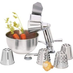 Exclusive Direct Sales Incomparable Cookware Vegetable Chopper+5Qt Ss Bowl Standout