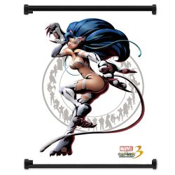 Marvel Vs Capcom 3 Felicia Game Fabric Wall Scroll Poster (32X42) Inches
