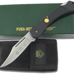 Puma® Light Folding Knife Black