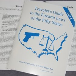 2014 United States Traveler'S Guide To The Firearm Laws Of The 50 States