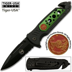 Don'T Tread On Me Black Blade Assisted Opening Pocket Knife