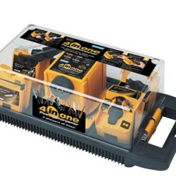 Plasplugs Dsf425Us 1 Amp 4-In-1 Power Sharpener Kit