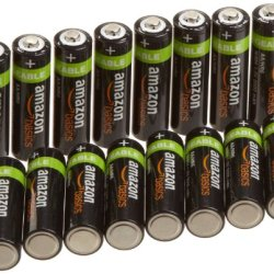 Amazonbasics Aa Nimh Precharged Rechargeable Batteries (16-Pack) 2000 Mah