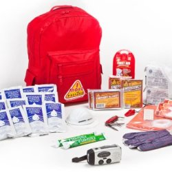 2 Person Premium Backpack Survival Kit