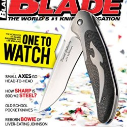 Blade (1-Year) [Print + Kindle]