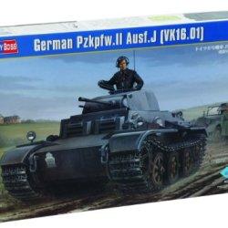 Hobby Boss Vk16.01 German Pz.Kpfw.Ii Ausf.J Kit