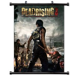 Dead Rising Game Fabric Wall Scroll Poster (32X41) Inches