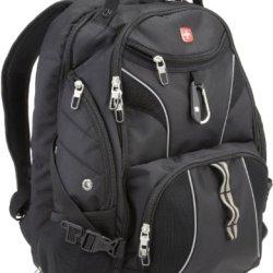 Swissgear Sa1923 Scansmart Backpack - Black