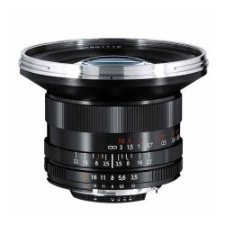 Zeiss 18Mm F/3.5 Distagon T* Zf.2 Series Lens For Nikon F Mount Slr Cameras