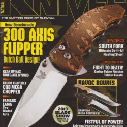Tactical Knives Magazine November 2013