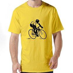 Generic Steren Bike Rider Men T-Shirts