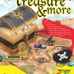 Pirate Treasure And More