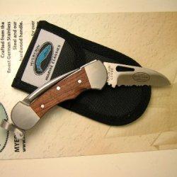 Myerchin Knife Bw377P Crew Pro 3/4 Serrated Blade