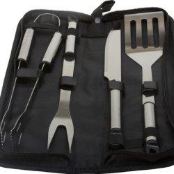 Kitchenworthy 5 Piece Stainless Steel Bbq Tool Set (Case Of 20)