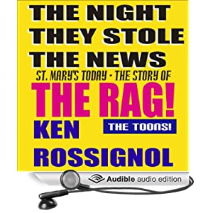 St. Mary's Today: The Story of the Rag!: The Toons!: Toonville