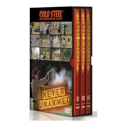 Cold Steel Training Dvd Never Unarmed Dvd
