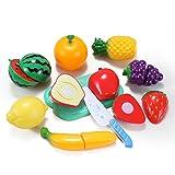 Kitchen Fun Cutting Fruits Cooking Playset for Kids