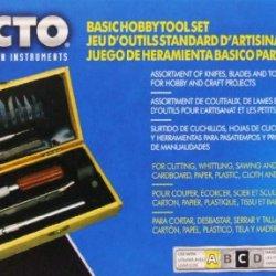 Xacto X5076 Basic Hobby Tool Set