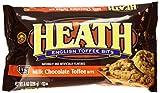 Hershey's  Baking Pieces, Heath Milk Chocolate Toffee Bits, 8 oz