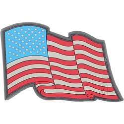 Maxpedition Gear Star Spangled Banner Patch, Full Color, 3 X 2-Inch