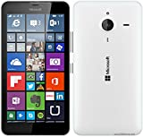 Microsoft Lumia 640 XL LTE Dual SIM White SIMフリー [並行輸入品]