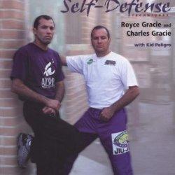 Brazilian Jiu-Jitsu Self-Defense Techniques (Brazilian Jiu-Jitsu Series)