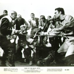 Knife Fight In Guns Of The Black Watch Photo 1961