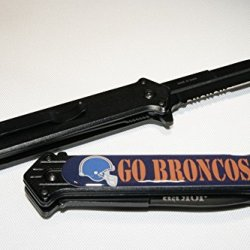 Nfl Denver Broncos Design Joker Knife Nk112514-0010