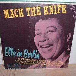 Ella Fitzgerald In Berlin - Mack The Knife - Verve Stereo Reissue Vinyl Lp