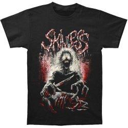 Skinless Men'S Knife Killer T-Shirt X-Large Black