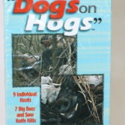 Texas Dogs On Hogs Vhs