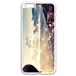 Fashion Sunbeam Pc Case For Iphone 6 Plus