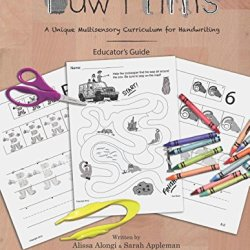 Paw Prints: A Unique Multisensory Curriculum For Handwriting