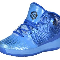 Adidas Kids Youth Derrick Rose 3.5 Basketball Shoes-Joy Blue/White/Satellite-5