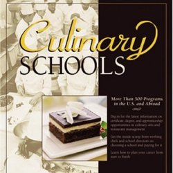 Culinary Schools 8Th Ed (Peterson'S Culinary Schools)