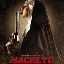 27 X 40 Machete Movie Poster