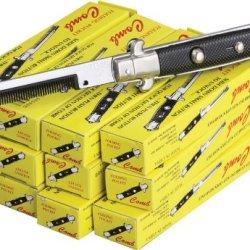 Barry-Owen Oc1 Switchblade Comb Dozen Folding Blade Knife