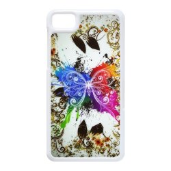 Generic Mobile Phone Cases Cover For Black Berry Z10 Case Fashionable Art Designed With Beautiful Butterfly Personalized Shell Cell Phone Protect Skin