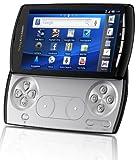 Sony Ericsson Xperia PLAY Smartphone (10,1 cm (4 Zoll) Touchscreen, 5 MP Kamera, Android 2.3 OS, inkl. 7 vorinstallierten Spielen) schwarz