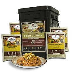 Wise Food 52 Serving Prepper Pack, 8-Pound