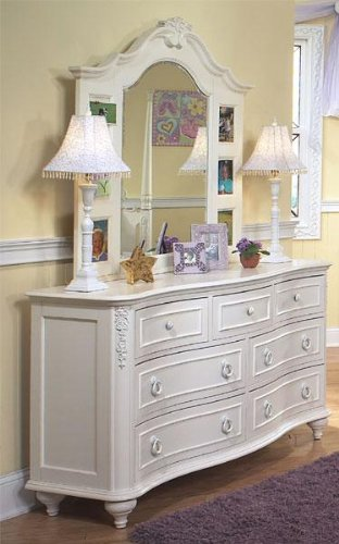 Image of 488 Reflections 7 Drawer Dresser by Legacy Classic Kids (B002YPQZX0)