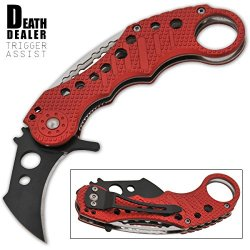 Sale Ao Karambit Tactical Pocket Knife Cld01Rd
