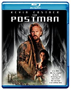 "Cover of ""The Postman [Blu-ray]"""