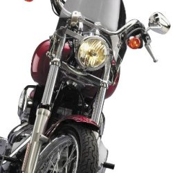 National Cycle Switchblade Shorty Windshield - Tint N21732