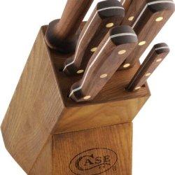 Case 7 Piece Kitchen Knife