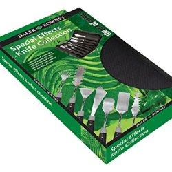 Daler Rowney Special Effects Palette Knife Set - Zip Case