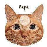 猫のひたい 付箋メモ(ペペ)